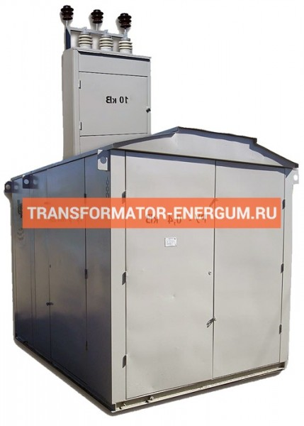 Подстанция КТП-ТВ (В) 63/6/0,4 фото чертежи от завода производителя