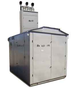 Подстанция КТП-ТВ (В) 1600/6/0,4 по цене завода производителя