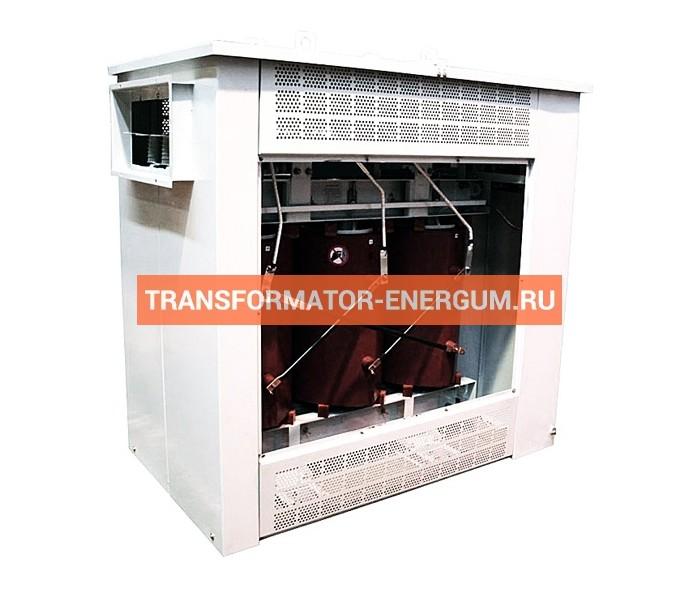 Трансформатор ТСЗЛ 1600/6/0,4 фото чертежи от завода производителя