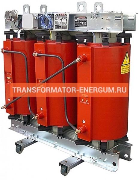 Трансформатор ТСГЛ 2500/6/0,4 фото чертежи от завода производителя