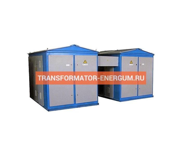 Подстанция 2КТП-ПК 1250/6/0,4 фото чертежи от завода производителя