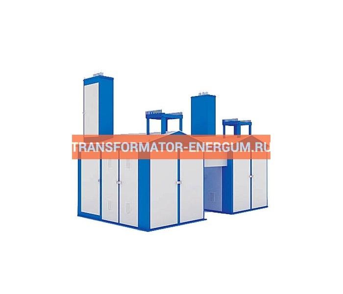 Подстанция 2КТП-ТВ 1250/6/0,4 фото чертежи от завода производителя