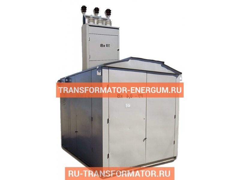 Подстанция КТП-ПВ 1250/6/0,4 фото чертежи от завода производителя