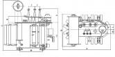 Трансформатор ТМН 6300 35 10