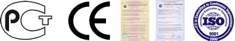 Сертификаты качества Подстанция БКТП-Т 2500/6/0,4