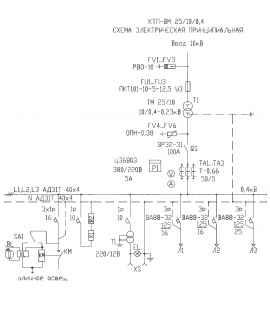 Мачтовые Подстанции 25/10/0,4 (МТП КТП ТП) фото чертежи завода производителя