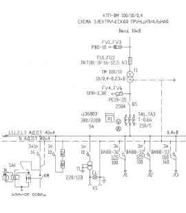 Мачтовые Подстанции 100/10/0,4 (МТП КТП ТП) фото чертежи завода производителя