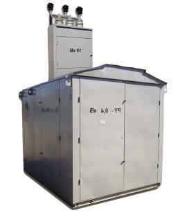 Подстанция КТП ПВ 630 6 0,4 КВа (Проходные Воздушные) фото чертежи завода производителя