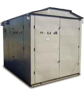 Подстанция КТП ПК 40 10 0,4 КВа (Проходная Кабельная) фото чертежи завода производителя
