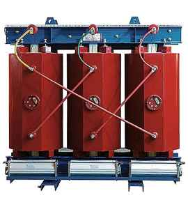Трансформатор ТСЛ 250/6/0,4 с литой изоляцией фото чертежи завода производителя