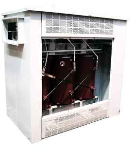 Трансформатор ТСЗГЛФ 630/10/0,4 фото чертежи завода производителя