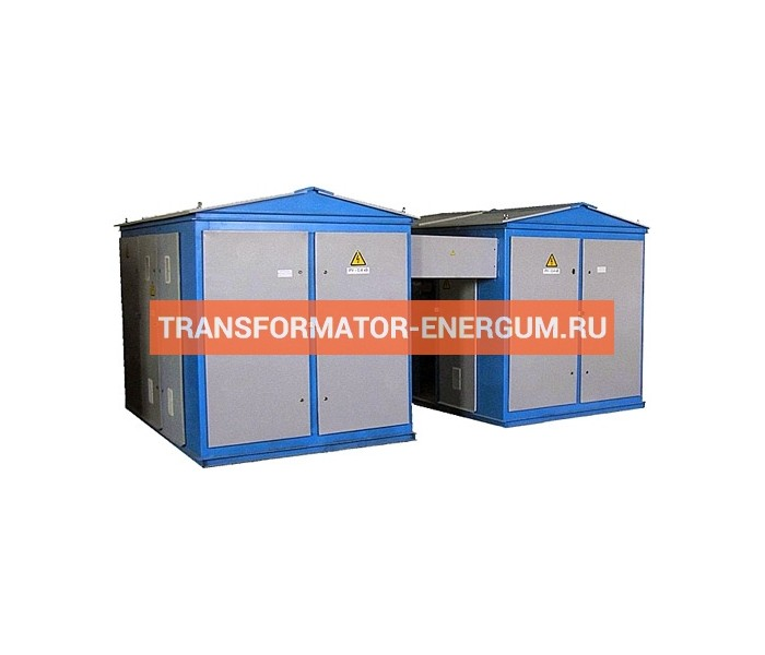 Подстанция 2КТП-ТК 1600/6/0,4 (КВа) Тупиковая Кабельная фото чертежи завода производителя