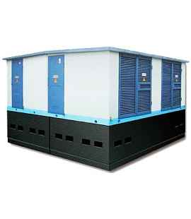 Подстанция БКТП 100/10/0,4 КВа (Блочная Модульная) фото чертежи завода производителя