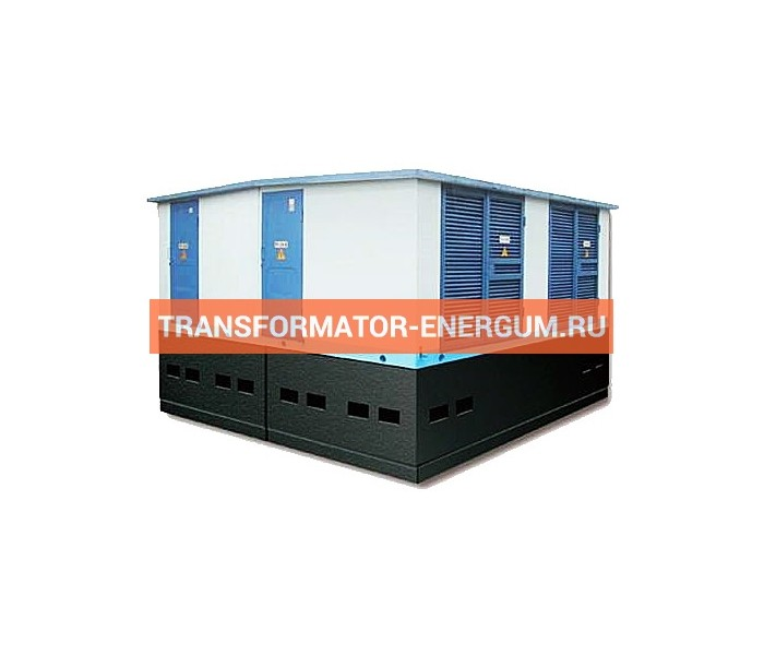 Подстанция БКТП 400/10/0,4 КВа (Блочная Модульная) фото чертежи завода производителя