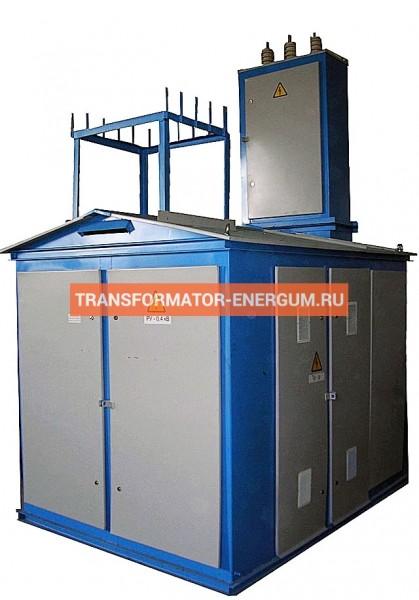 Подстанция КТПН 10 0,4 КВа (Комплектная Наружная) фото чертежи завода производителя