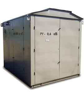 Подстанция КТП ПК 25 10 0,4 КВа (Проходная Кабельная) фото чертежи завода производителя
