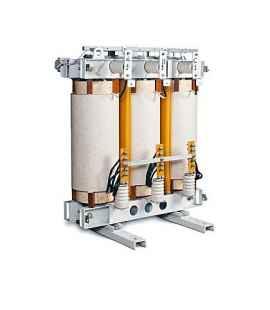 Трансформатор сухой ТС 25/6/0,4 фото чертежи завода производителя