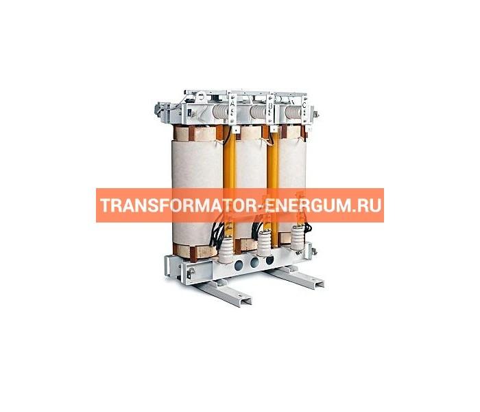 Трансформатор сухой ТС 630/6/0,4 фото чертежи завода производителя
