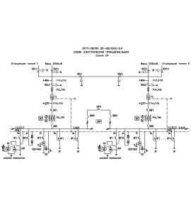 Подстанция 2КТП-ПВ 160/10/0,4 (КВа) Проходная Воздушная фото чертежи завода производителя
