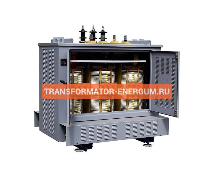 Трансформатор сухой ТСЗ 1000/10/0,4 фото чертежи завода производителя