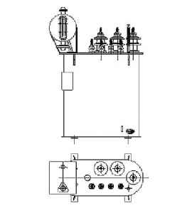 Трансформатор ТМ 40 10 0,4 фото чертежи завода производителя