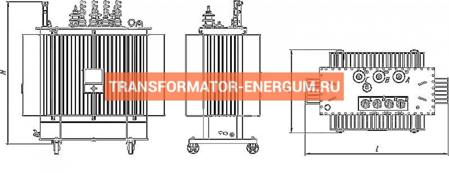 Трансформатор ТМГ 40 6 0,4 фото чертежи завода производителя