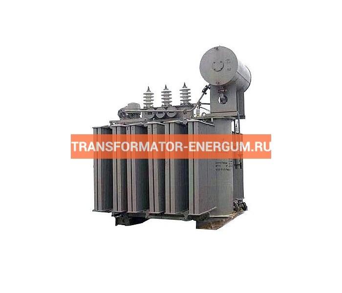 Трансформатор ТМН 6300 35 6 фото чертежи завода производителя
