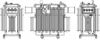Трансформатор ТМГФ 630 6 0,4 фото чертежи завода производителя