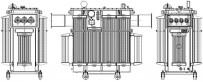 Трансформатор ТМГФ 630 10 0,4 фото чертежи завода производителя