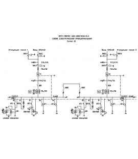 Подстанция 2КТП-ПВ 630/6/0,4 (КВа) Проходная Воздушная фото чертежи завода производителя