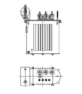 Трансформатор силовой ТР Р 63 10 0,4 фото чертежи завода производителя