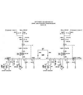 Подстанция 2КТП-ПВ 1000/6/0,4 (КВа) Проходная Воздушная фото чертежи завода производителя