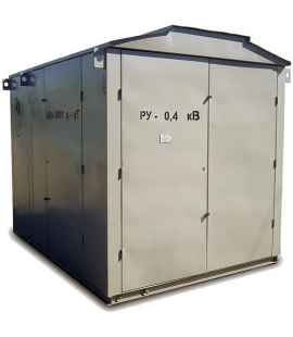 Подстанция КТП ПК 25 6 0,4 КВа (Проходная Кабельная) фото чертежи завода производителя