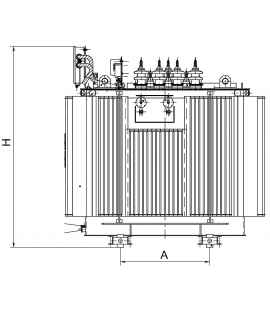 Трансформатор ТМПНГ 665 фото чертежи завода производителя