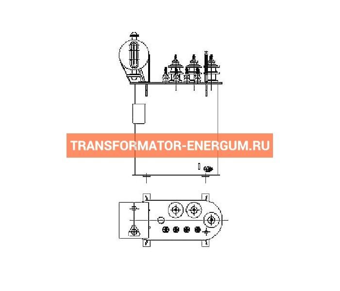 Монтаж и эксплуатация силовых трансформаторов 10 110 кВ фото чертежи завода производителя