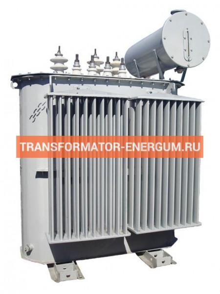 Трехфазный масляный трансформатор 1600 кВА фото чертежи завода производителя