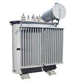 Трехфазный масляный трансформатор 6300 кВА