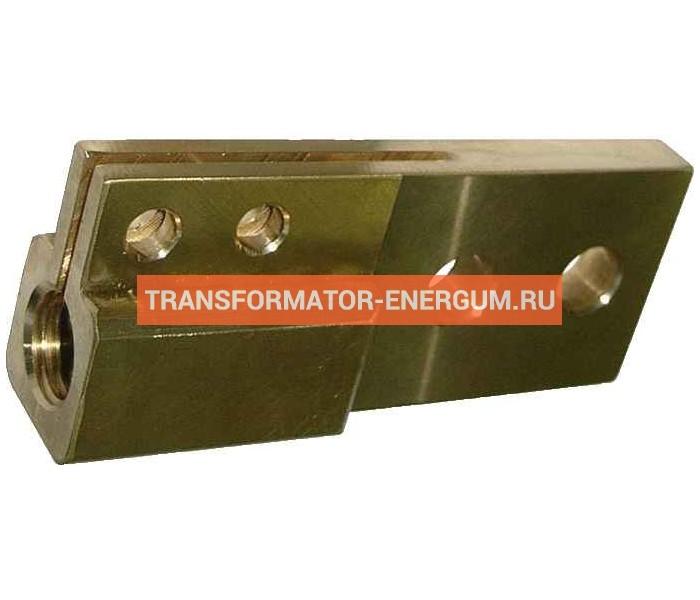 Зажим Контактный М48 М48х3 (ВН НН) Трансформатор 2000 КВа фото чертежи завода производителя