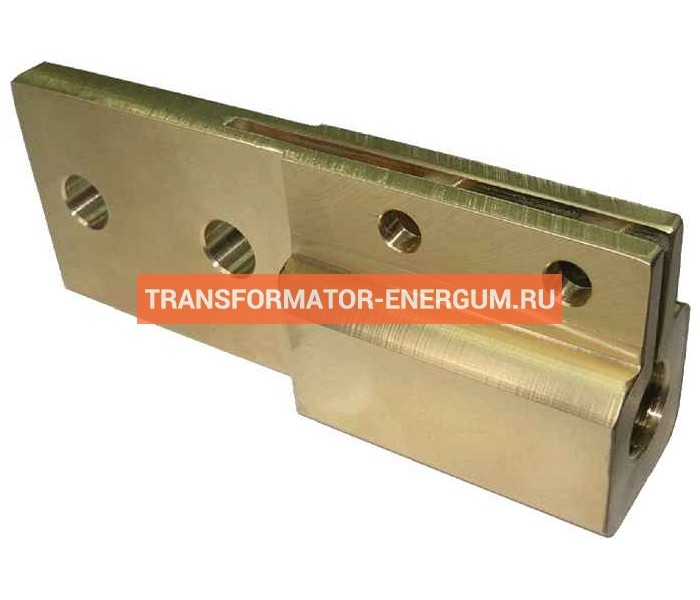 Зажим Контактный М72 М72х2 (ВН НН) Трансформатор 4500 КВа фото чертежи завода производителя