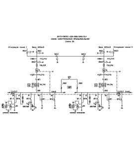 Подстанция 2КТП-ПК 1000/10/0,4 (КВа) Проходная Кабельная фото чертежи завода производителя