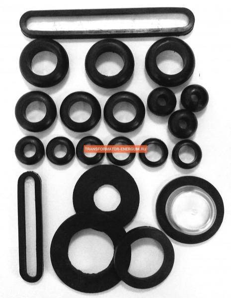 Кольца резиновые уплотнительные Трансформатора силового фото чертежи завода производителя