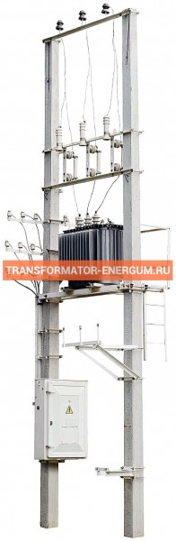 Столбовые Подстанции 250/6/0,4 (СТП КТП ТП) фото чертежи завода производителя