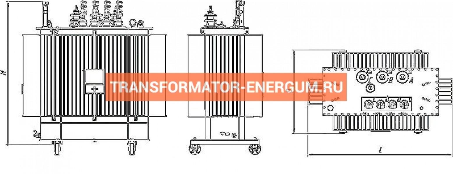 Трансформатор собственных нужд ТСН 63 6 0,4 фото чертежи завода производителя
