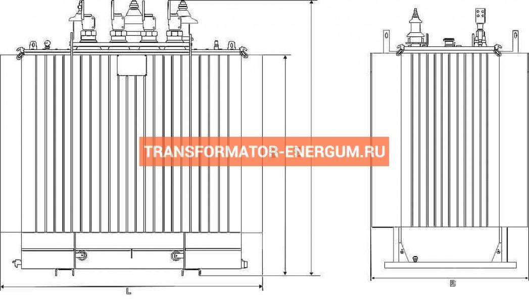 Трансформатор собственных нужд ТСН 2500 6 0,4 фото чертежи завода производителя