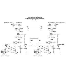 Подстанция 2КТП-ПК 250/10/0,4 (КВа) Проходная Кабельная фото чертежи завода производителя