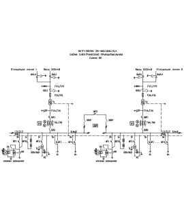 Подстанция 2КТП-ПК 25/10/0,4 (КВа) Проходная Кабельная фото чертежи завода производителя