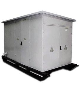 Подстанция (Передвижная Мобильная) КТП ТК 100/10/0,4 КВа фото чертежи завода производителя