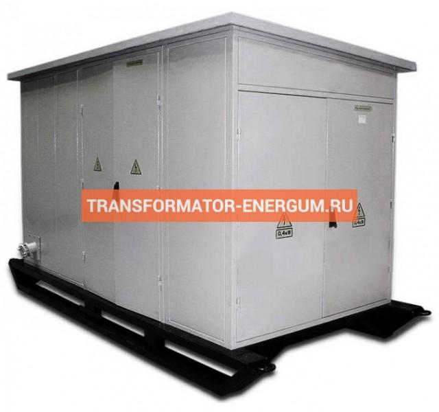 Подстанция (Передвижная Мобильная) КТП ТК 1600/6/0,4 КВа фото чертежи завода производителя