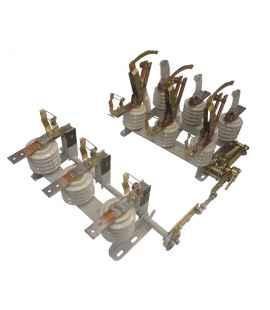 Выключатель нагрузки ВНА/ТЕ-П(п)-10/630-ЗнП(ПКТ-102) в комплекте с приводами и вилками фото чертежи завода производителя