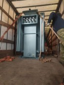 Отгрузка в Новосибирск: Трансформатор ТМГФ 1600/6/0,4